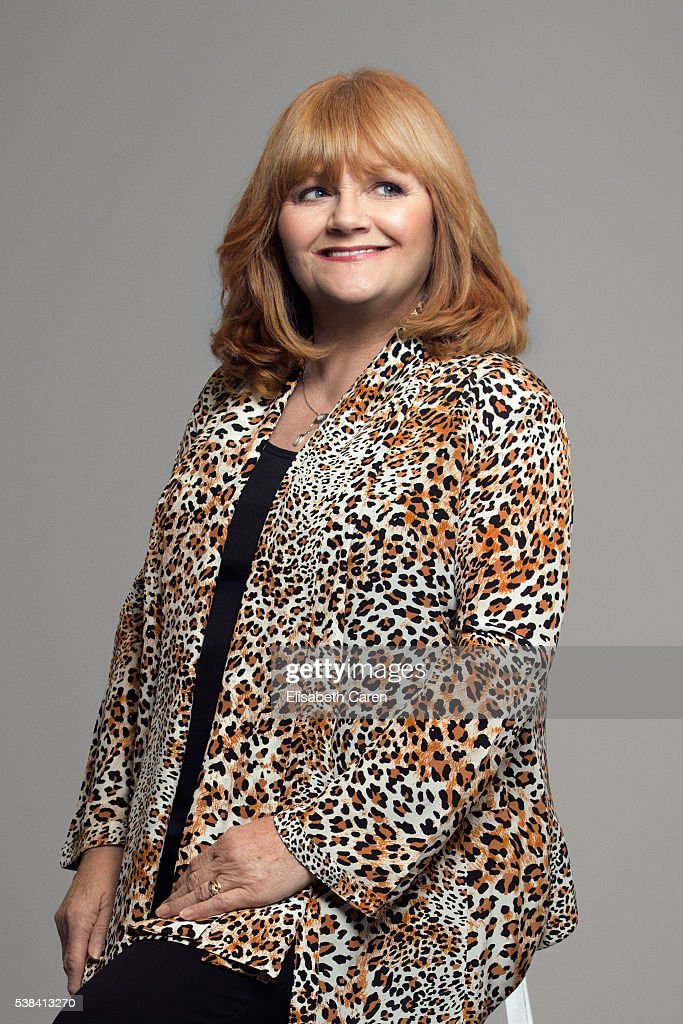 Actress Lesley Nicol is photographed for Emmy Magazine on December 15, 2015 in Los Angeles, California. )Photo by Elisabeth Caren/Contour by Getty Images)