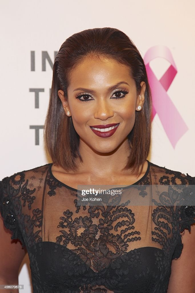Actress Lesley-Ann Breant attends TJ Scott's 'In The Tub' book launch party at Light in Art on December 12, 2013 in Los Angeles, California.