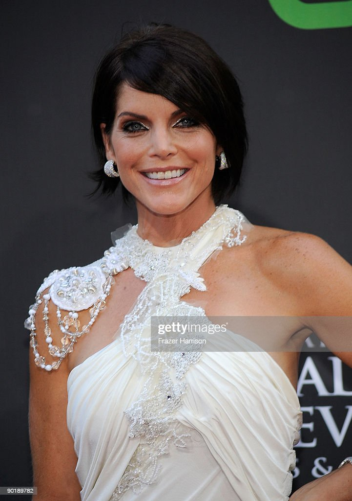 Actress Lesli Kay attends the 36th Annual Daytime Emmy Awards at The Orpheum Theatre on August 30, 2009 in Los Angeles, California. (Photo by Frazer Harrison/Getty Images