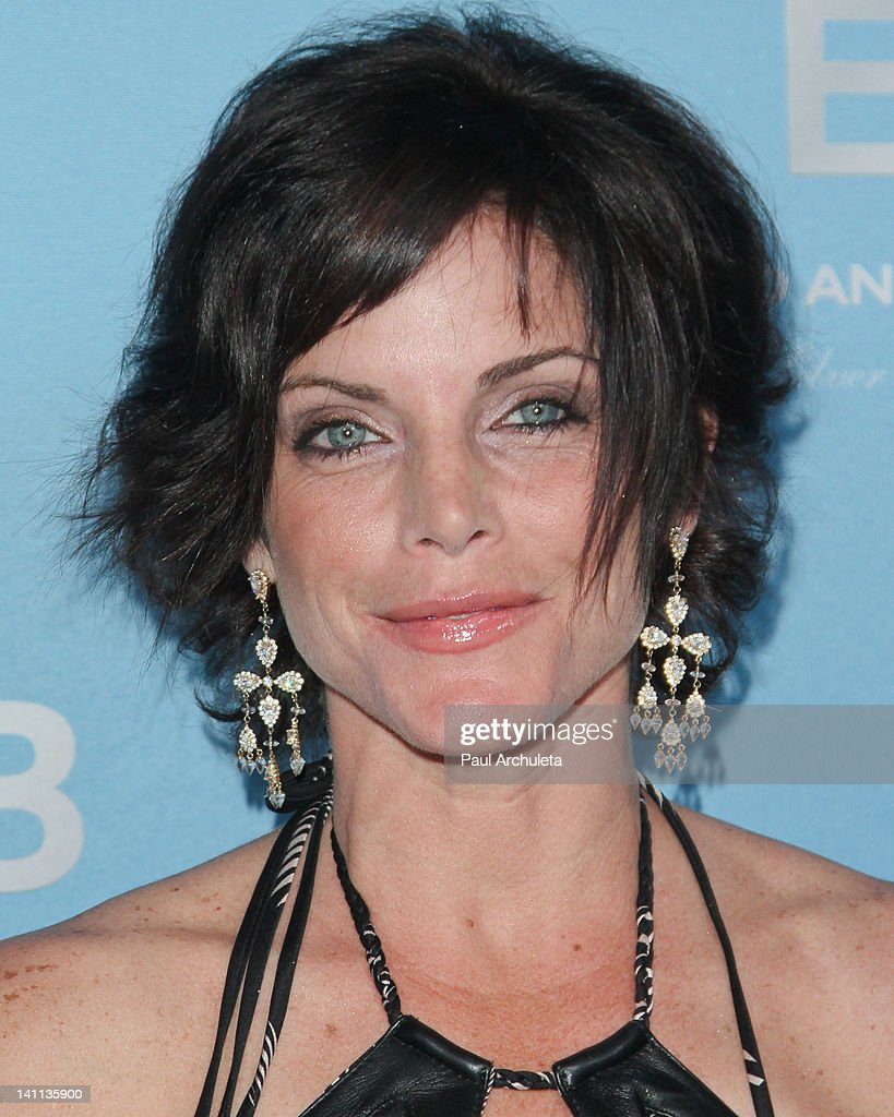 Actress Lesli Kay attends 'The Bold And The Beautiful' 25th silver anniversary party on March 10, 2012 in Los Angeles, California.