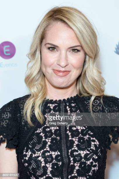 Actress Leslie Grossman attends the Best In Drag Show 2017 at Orpheum Theatre on October 8 2017 in Los Angeles California