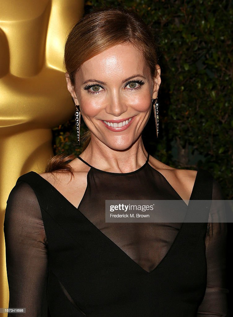 Actress Leslie Mann attends the Academy Of Motion Picture Arts And Sciences' 4th Annual Governors Awards at Hollywood and Highland on December 1, 2012 in Hollywood, California.
