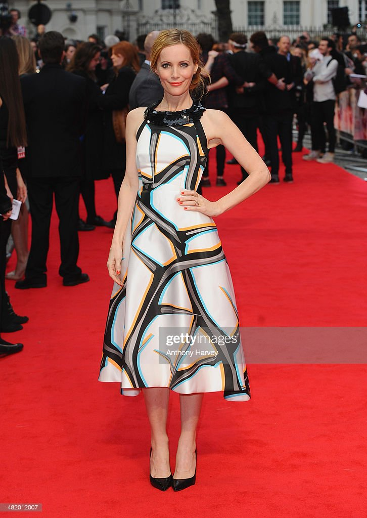 Actress <a gi-track='captionPersonalityLinkClicked' href=/galleries/search?phrase=Leslie+Mann&family=editorial&specificpeople=595973 ng-click='$event.stopPropagation()'>Leslie Mann</a> attends 'The Other Woman' UK premiere at the Curzon Mayfair on April 2, 2014 in London, England.
