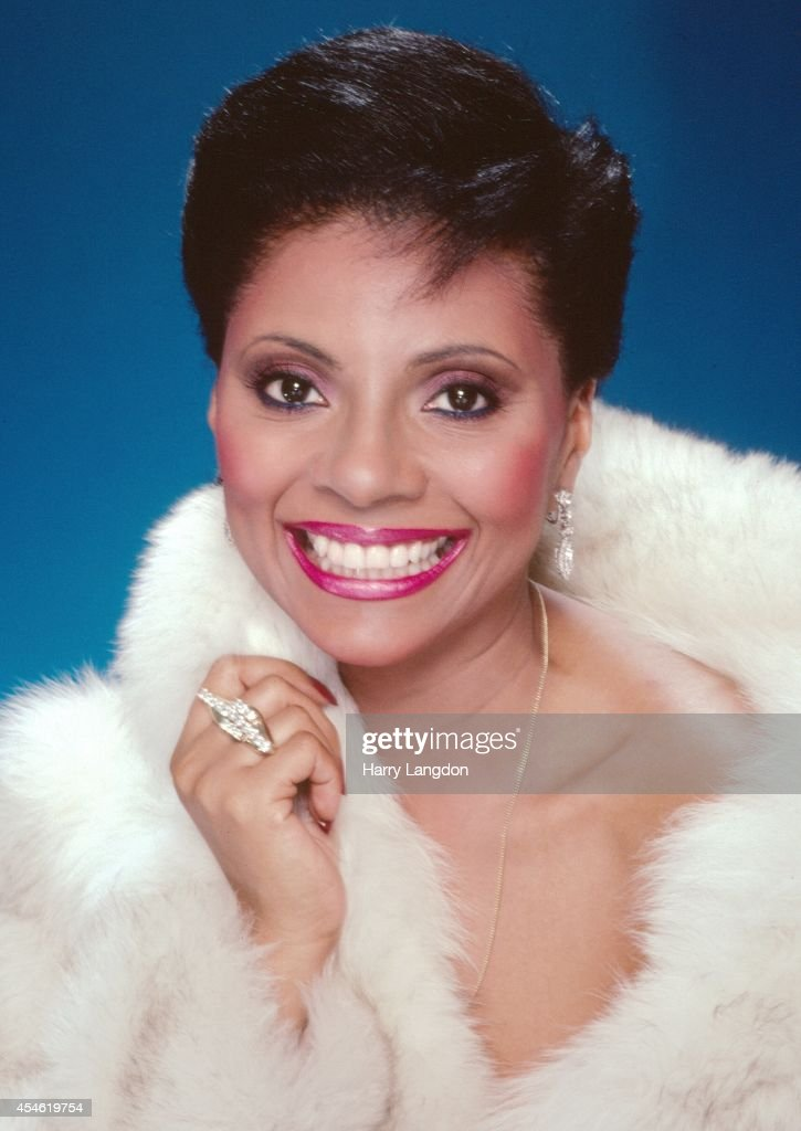 Actress Leslie Uggams poses for a portrait in 1980 in Los Angeles California