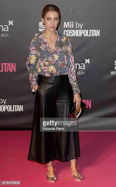 Actress Leticia Dolera attends the 'Cosmopolitan Fun Fearless Female' awards 2016 at La Riviera Disco on October 18 2016 in Madrid Spain
