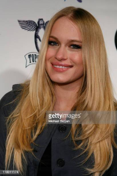 Actress Leven Rambin at The Green Lodge and Skype host the Big River Man Premiere Party on January 16 2009 in Park City Utah