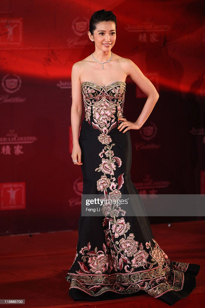 Actress Li Bingbing arrives at the opening ceremony of the 14th Shanghai International Film Festival on June 11, 2011 in Shanghai, China.