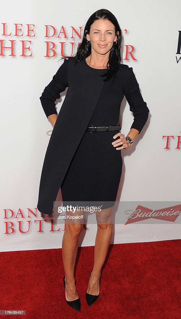 Actress Liberty Ross arrives at the Los Angeles Premiere 'Lee Daniels' The Butler' at Regal Cinemas L.A. Live on August 12, 2013 in Los Angeles, California.