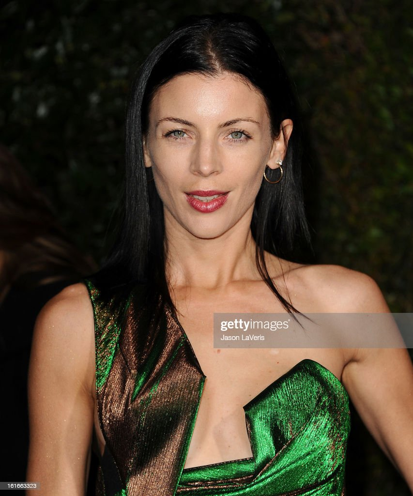 Actress Liberty Ross attends the Topshop Topman LA flagship store opening party at Cecconi's Restaurant on February 13, 2013 in Los Angeles, California.