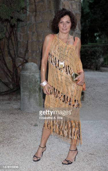 Actress Lidia Vitale attends 2012...