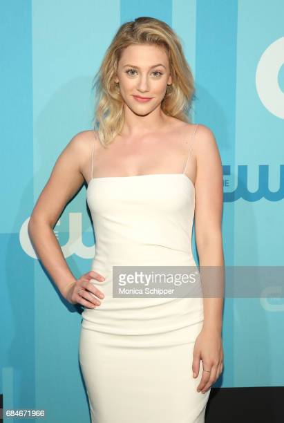 Actress Lili Reinhart attends the 2017 CW Upfront on May 18 2017 in New York City