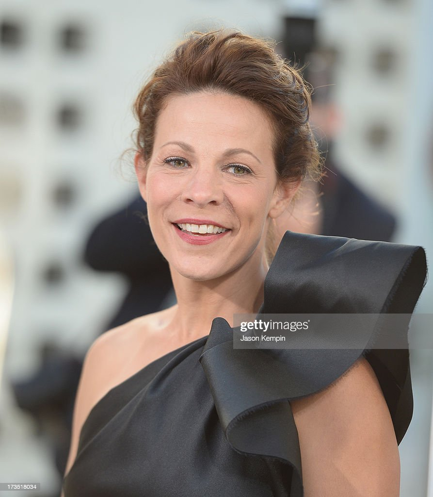 Actress <a gi-track='captionPersonalityLinkClicked' href=/galleries/search?phrase=Lili+Taylor&family=editorial&specificpeople=693682 ng-click='$event.stopPropagation()'>Lili Taylor</a> attends the premiere of Warner Bros. 'The Conjuring' at ArcLight Cinemas Cinerama Dome on July 15, 2013 in Hollywood, California.