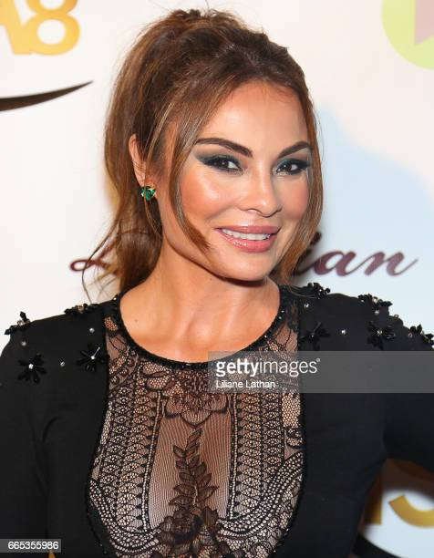Actress Lilly Melgar arrives at the 8th Annual Indie Series Awards at The Colony Theater on April 5 2017 in Burbank California