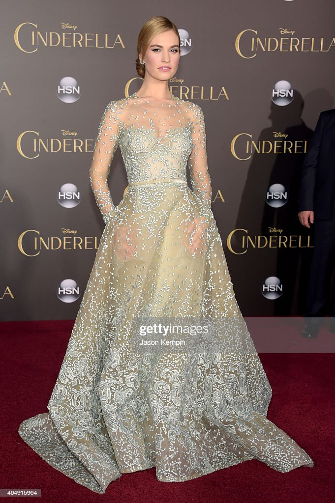 "Premiere Of Disney's ""Cinderella"" - Arrivals"