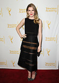 Actress Lily Rabe attends an evening with the women of 'American Horror Story' at The Montalban on March 17 2015 in Hollywood California