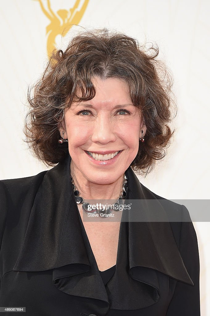 Actress Lily Tomlin attends the 67th Annual Primetime Emmy Awards at Microsoft Theater on September 20 2015 in Los Angeles California