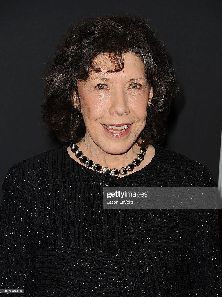 Actress Lily Tomlin attends the 7th annual Governors Awards at The Ray Dolby Ballroom at Hollywood Highland Center on November 14 2015 in Hollywood...