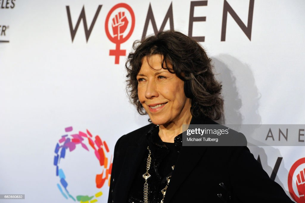 Actress Lily Tomlin attends the Los Angeles LGBT Center's 'An Evening With Women' benefit at Hollywood Palladium on May 13, 2017 in Los Angeles, California.