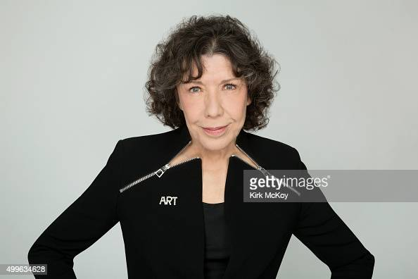 Actress Lily Tomlin is photographed for Los Angeles Times on November 13 2015 in Los Angeles California PUBLISHED IMAGE CREDIT MUST READ Kirk...
