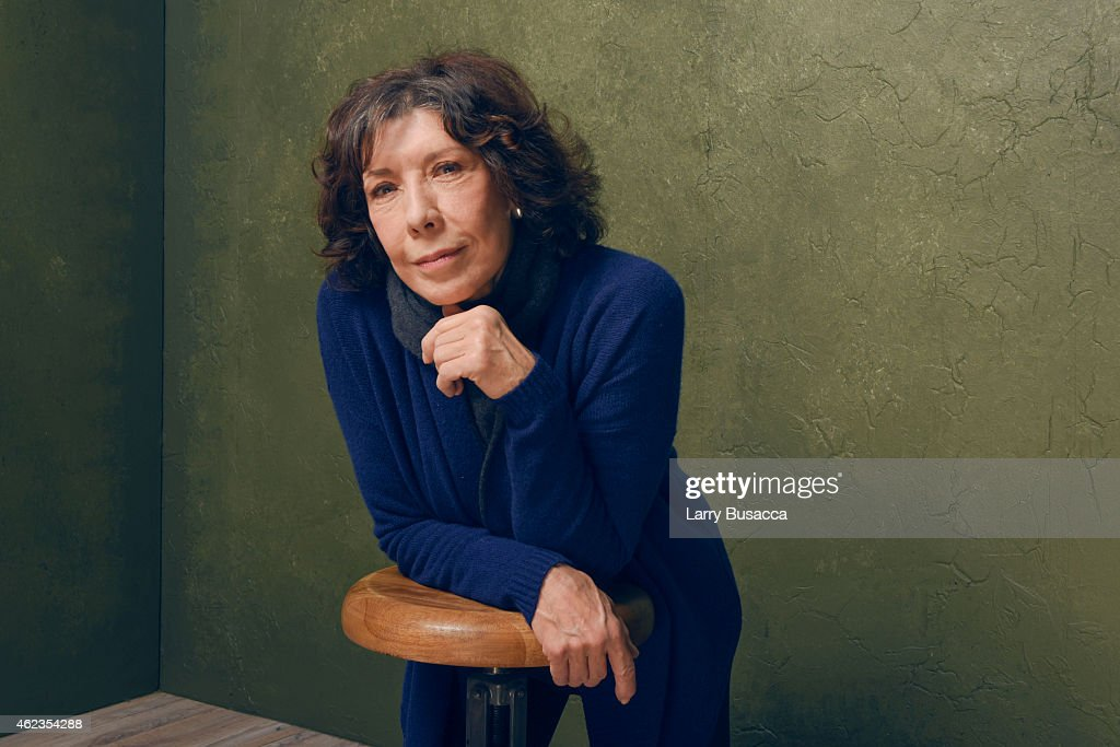 Actress Lily Tomlin of 'Grandma' poses for a portrait at the Village at the Lift Presented by McDonald's McCafe during the 2015 Sundance Film...