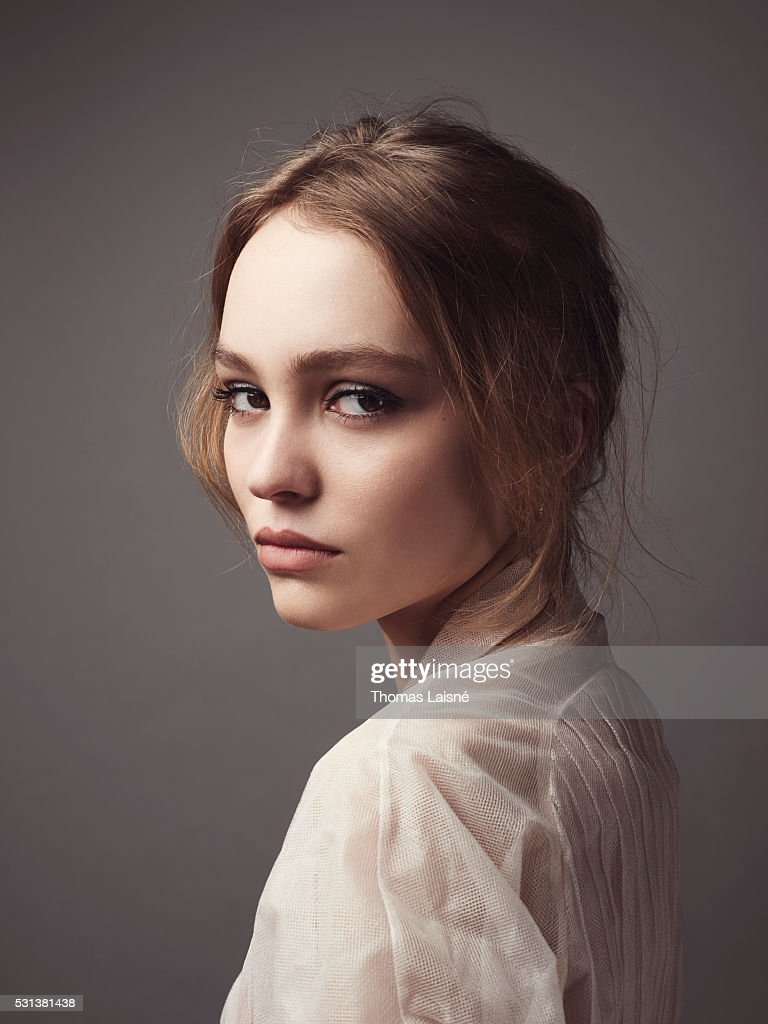 lily rose depp getty images. Black Bedroom Furniture Sets. Home Design Ideas
