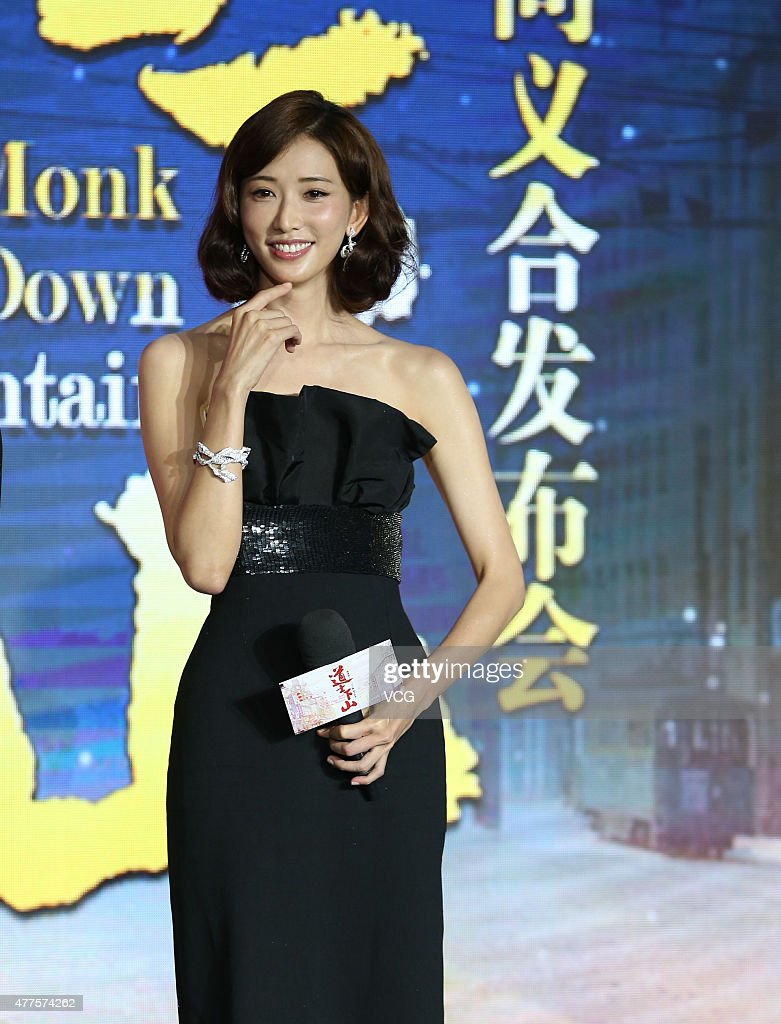 actress lin chiling attends
