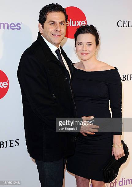 Actress Linda Cardellini and Steven Rodriguez arrive at March Of Dimes' 6th Annual Celebration Of Babies Luncheon at Beverly Hills Hotel on December...