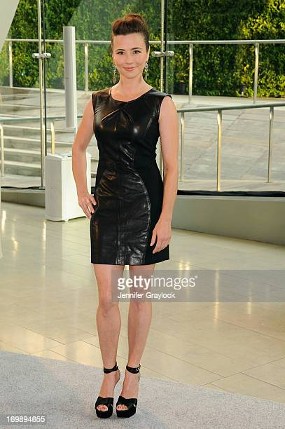 Actress Linda Cardellini attends 2013 CFDA FASHION AWARDS underwritten by Swarovski at Lincoln Center on June 3 2013 in New York City