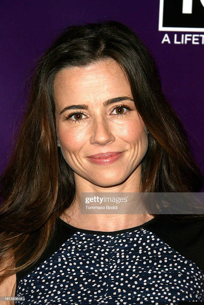 Actress Linda Cardellini attends the Wounded Warrior Project style and beauty charity event held at Avalon on September 20, 2013 in Hollywood, California.
