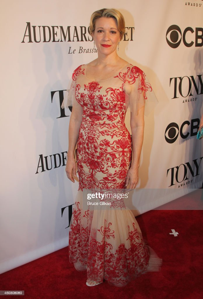 Actress Linda Emond attends the American Theatre Wing's 68th Annual Tony Awards at Radio City Music Hall on June 8, 2014 in New York City.