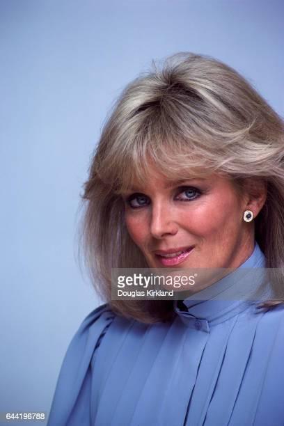 Actress Linda Evans