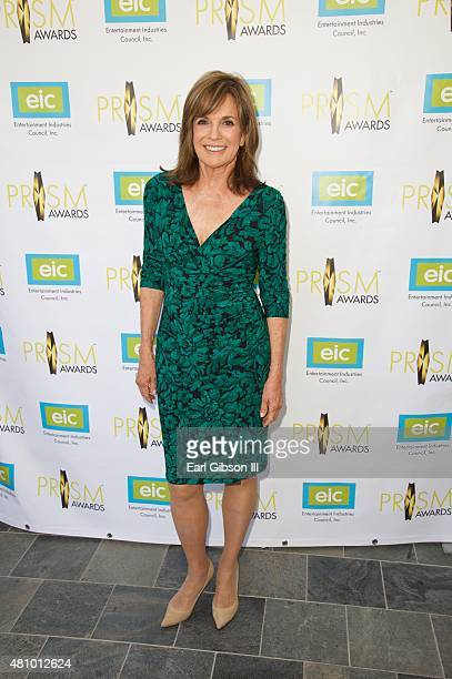 Actress Linda Gray attends the 19th Annual Prism Awards at Skirball Cultural Center on July 16 2015 in Los Angeles California