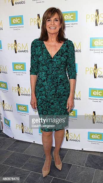 Actress Linda Gray attends the 19th Annual Prism Awards Ceremony at the Skirball Cultural Center on July 16 2015 in Los Angeles California