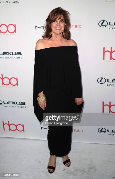 Actress Linda Gray attends the 3rd Annual Hollywood Beauty Awards at Avalon Hollywood on February 19 2017 in Los Angeles California