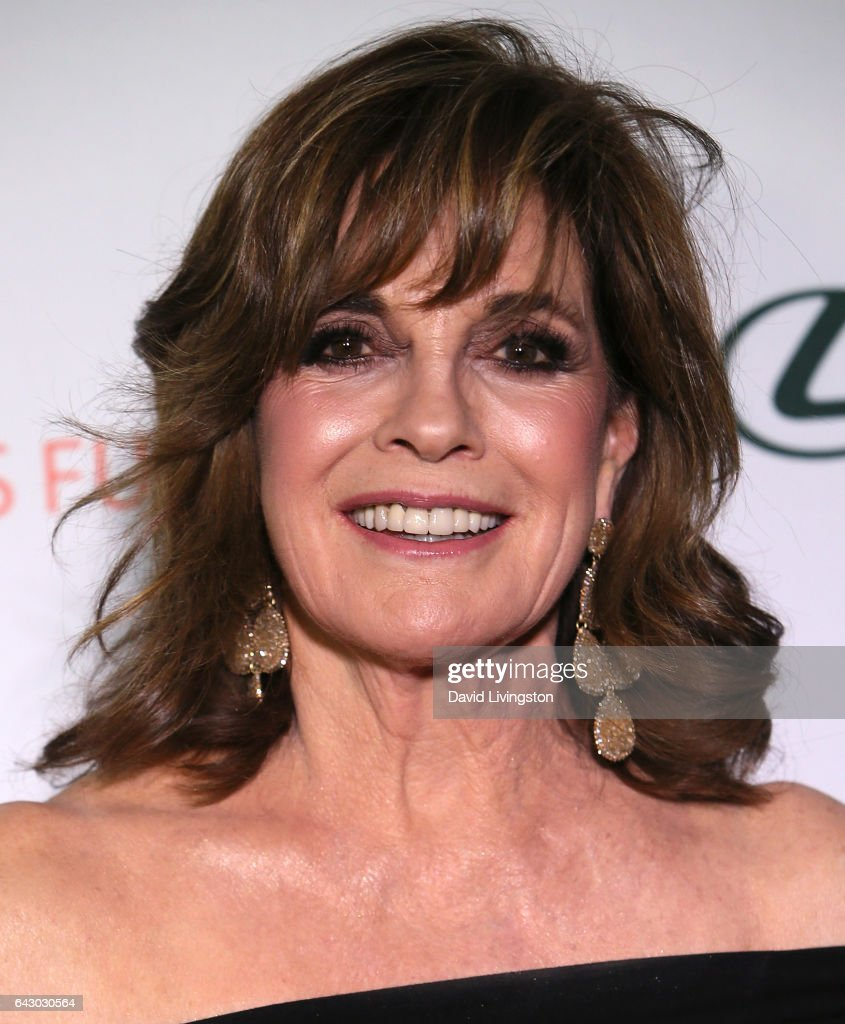 Actress Linda Gray attends the 3rd Annual Hollywood Beauty Awards at Avalon Hollywood on February 19, 2017 in Los Angeles, California.