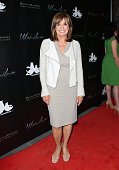 Actress Linda Gray attends the premiere of 'Winterthorne' at The Renberg Theatre on August 16 2015 in Los Angeles California