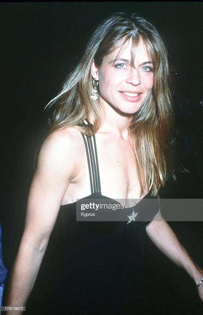 Actress <a gi-track='captionPersonalityLinkClicked' href=/galleries/search?phrase=Linda+Hamilton&family=editorial&specificpeople=240480 ng-click='$event.stopPropagation()'>Linda Hamilton</a>, 1994.