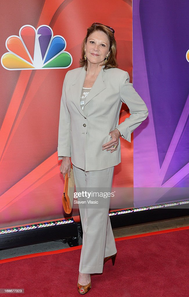 Actress Linda Lavin attends 2013 NBC Upfront Presentation Red Carpet Event at Radio City Music Hall on May 13, 2013 in New York City.