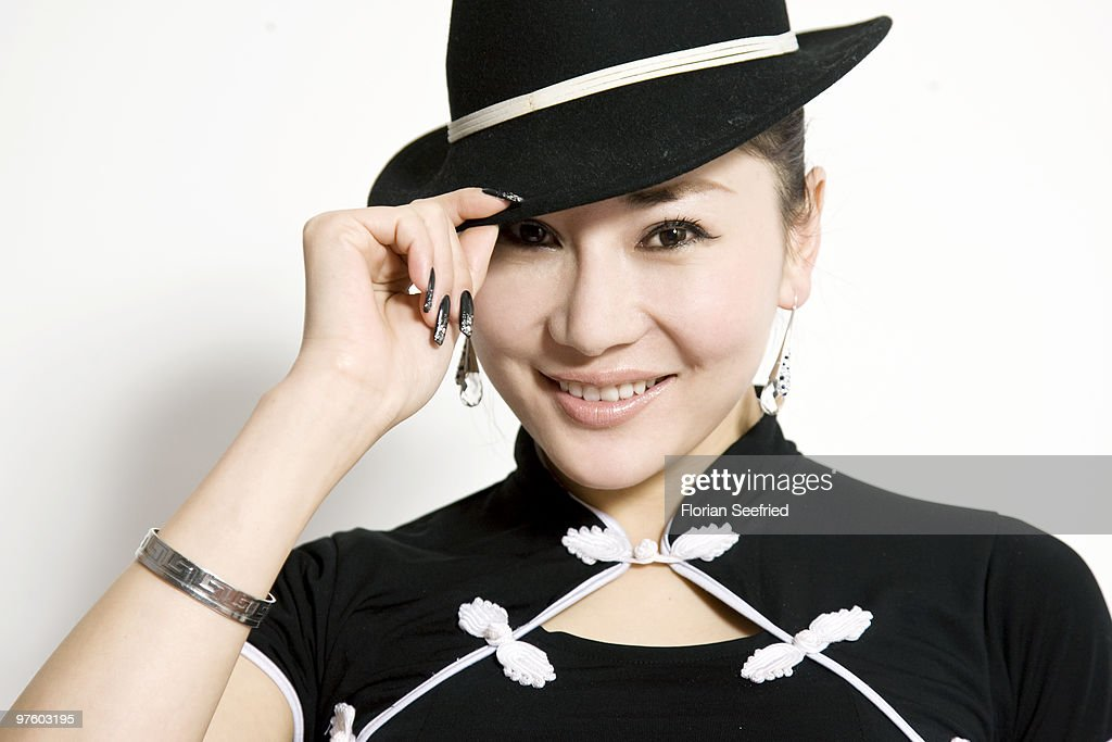 Actress Linda So poses for a portrait shoot during the 'Amphetamine' portrait session during the 60th Berlin International Film Festival at the Hotel Winter on February 16, 2010 in Berlin, Germany.
