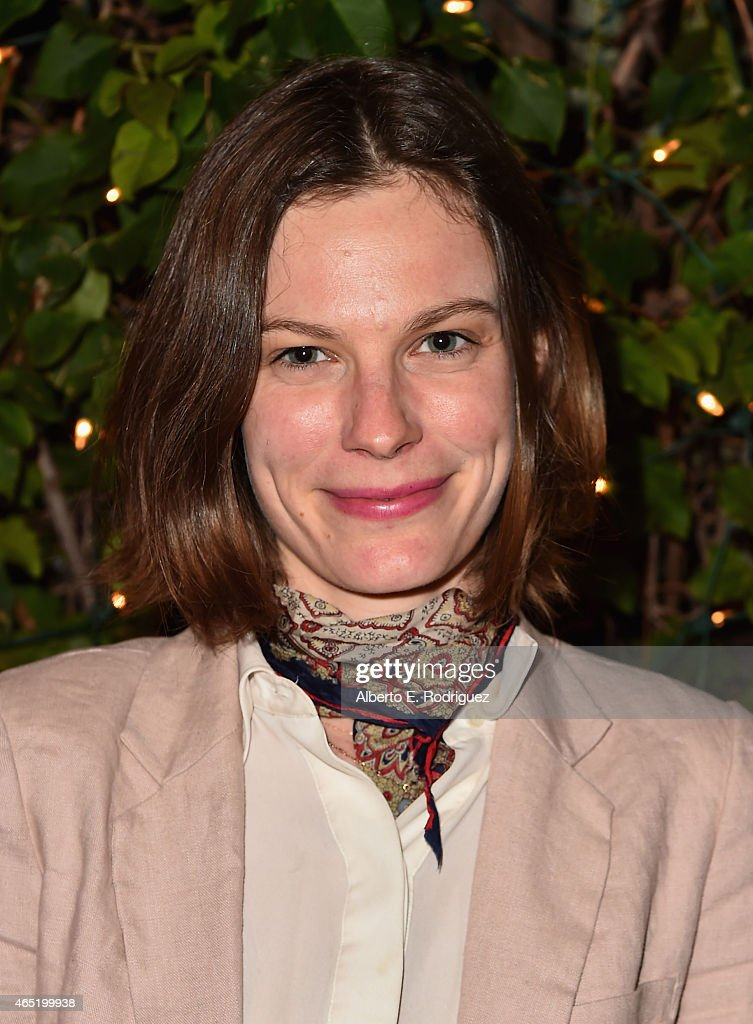 Actress Lindsay Burdge attends a screening of 'Wild Canaries' at Cinefamily on March 3, 2015 in Los Angeles, California.