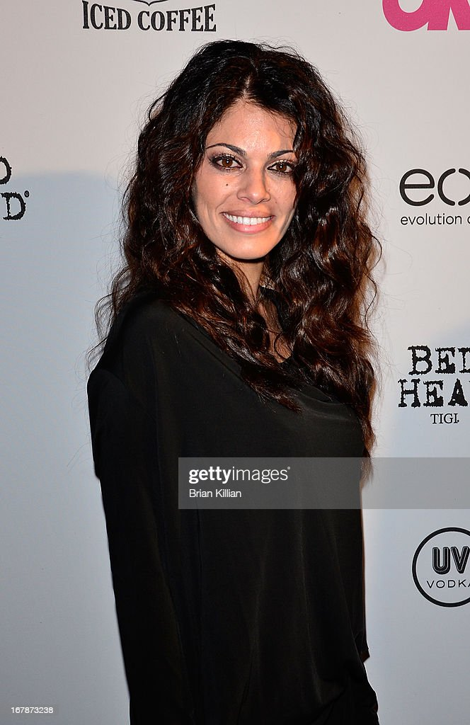 Actress Lindsay Hartley attends the 2013 OK! Magazine 'So Sexy' Party at Marquee on May 1, 2013 in New York City.