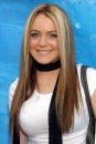 Actress Lindsay Lohan attends the film premiere of 'Treasure Planet' at The Cinerama Dome on November 17 2002 in Hollywood California The film opens...