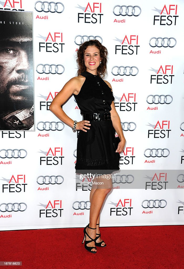 Actress Lindsay McDonald attends the premiere for 'Lone Survivor' during AFI FEST 2013 presented by Audi at TCL Chinese Theatre on November 12, 2013 in Hollywood, California.