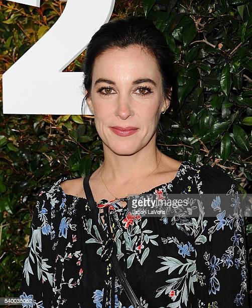 Actress Lindsay Sloane attends TakeTwo's annual E3 kickoff party at Cecconi's Restaurant on June 13 2016 in Los Angeles California