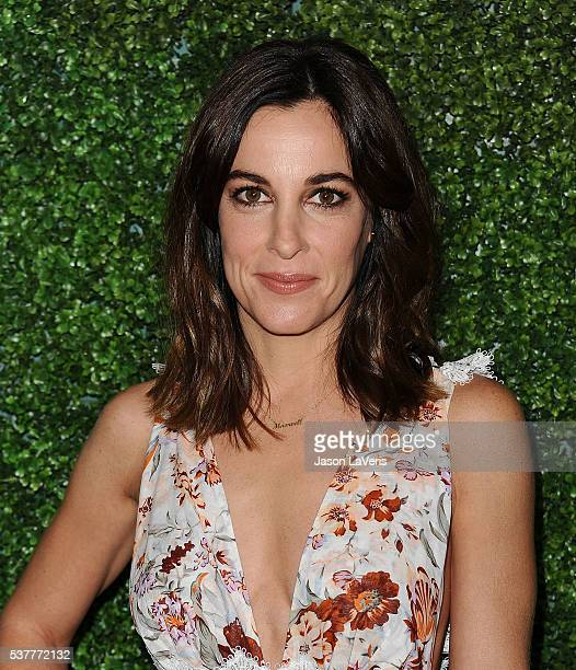 Actress Lindsay Sloane attends the 4th annual CBS Television Studios Summer Soiree at Palihouse on June 2 2016 in West Hollywood California