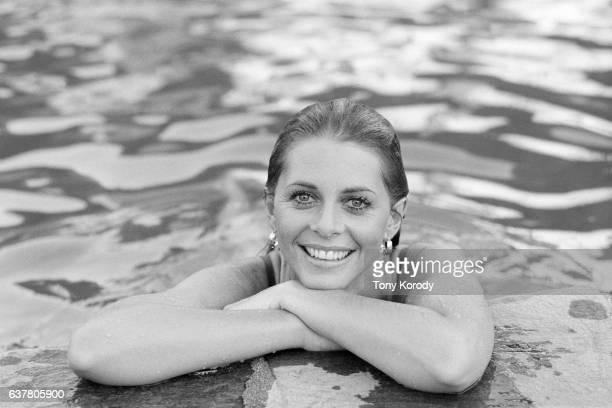 Actress Lindsay Wagner