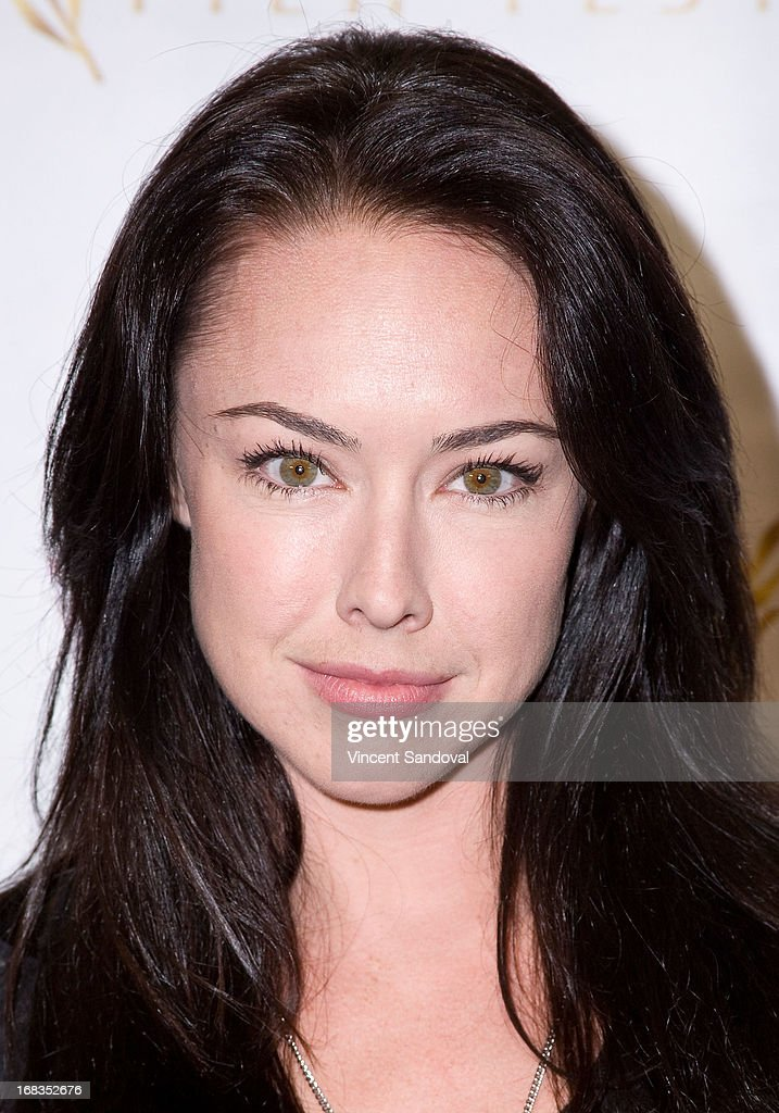 Actress Lindsey McKeon attends the 13th Annual Beverly Hills Film Festival opening night gala at TCL Chinese Theatre on May 8, 2013 in Hollywood, California.