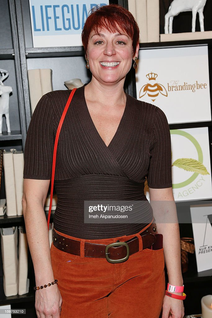 Actress Lisa Ann Goldsmith attends 'The Lifeguard' after party on January 19, 2013 in Park City, Utah.
