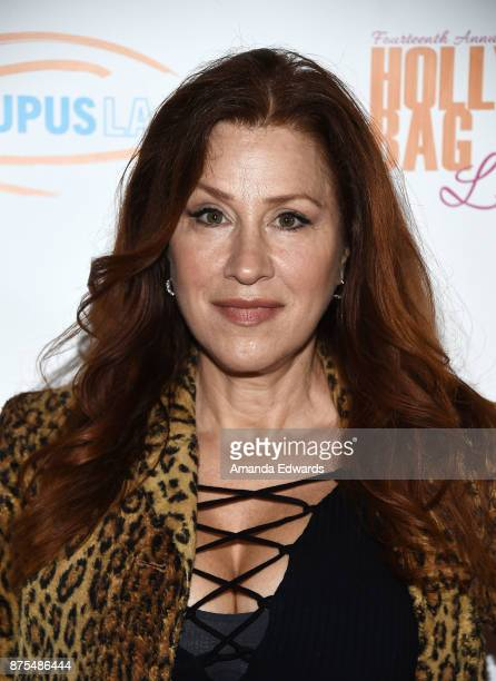Actress Lisa Ann Walter arrives at the Lupus LA 15th Annual Hollywood Bag Ladies Luncheon at The Beverly Hilton Hotel on November 17 2017 in Beverly...
