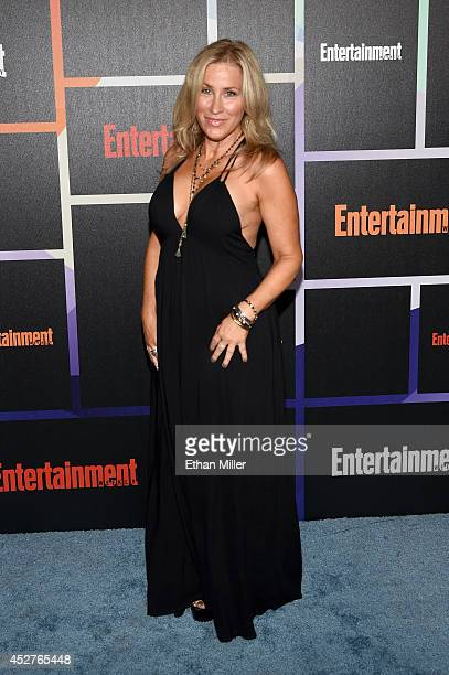 Actress Lisa Ann Walter attends Entertainment Weekly's annual ComicCon celebration at Float at Hard Rock Hotel San Diego on July 26 2014 in San Diego...